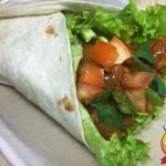 咖喱鸡卷饼 Chicken Curry Wraps